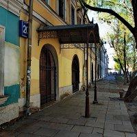 Старинная улица Москвы :: Борис Александрович Яковлев