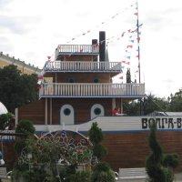 Волга-Волга :: Дмитрий Никитин
