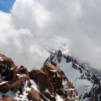Выше 4000 м - в Алматы :: Горный турист Иван Иванов