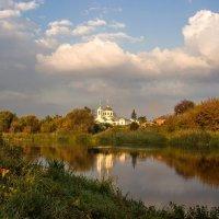 Золотая осень. :: Валентина Домашкина