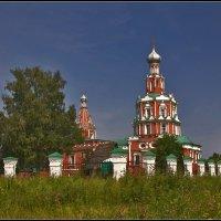 Церковь Иконы Божией Матери Смоленская в Софрино, 1691 г. :: Дмитрий Анцыферов