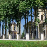 Церковь Рождества Пресвятой Богородицы в селе Талеж :: Владимир Безбородов