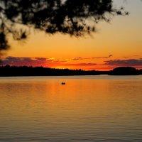 Тишина Валдайского заката... :: Buba-1_2M Исаков