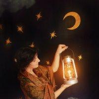 Зажигая звезды :: Мария Бизунова