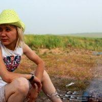 Шашлычок :: Виктория Большагина