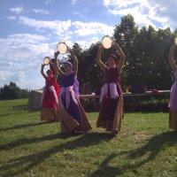 Средневековый танец.1 :: Дмитрий Гринкевич
