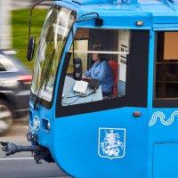 Московский трамвай :: Михаил Бабаков