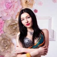Нежный портрет в студии :: Valentina Zaytseva