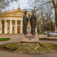 Церковь святых апостолов Петра и Павла :: Александр Пушкарёв