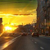 Дорога к солнцу. :: kolin marsh