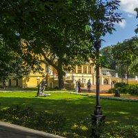 В губернаторском саду :: Сергей Цветков