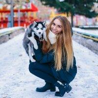 Катя и Джесси :: Артём Кыштымов