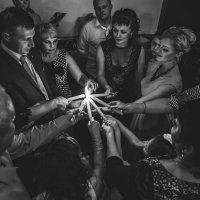 Новая семья зажигает очаг :: Александр Кулаков