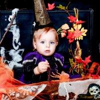 Маленькая ведьмочка :: Екатерина Волк
