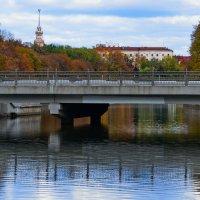 Мост через Свислочь(Минск) :: евген03 Левкович