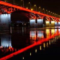 Енисей. Мост :: Олег