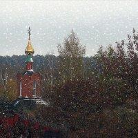 Первый снег :: Наталья Петровна Власова