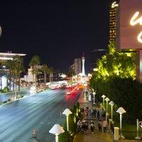 Ночной Лас Вегас :: Андрей Крючков
