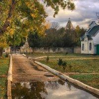 Осень в Севастополе :: Виктор Мороз