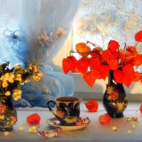 Всех друзей приглашаю на вечернее чаепитие! :: Павлова Татьяна Павлова