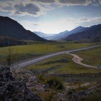 дорогами Чуйского тракта :: liudmila drake
