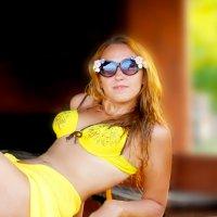 солнечное настроение :: Oksana Verkhoglyad