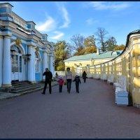 Екатеринский дворец. Не парадный :: Наталья