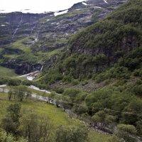 Горы и долины :: Александр Рябчиков