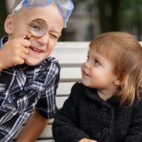 Дядька-он такой,он плохому не научит)))) :: Elena