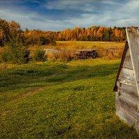 Картинка деревенская... :: Александр Никитинский