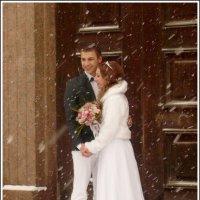 Свадебный снег :: Galina Belle