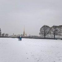 Снежный день :: Митя Дмитрий Митя