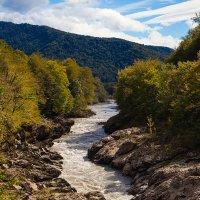 Река белая :: Игорь Гарагуля