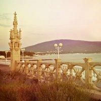 Набережная в Кабардинке :: Natalia Alekseeva