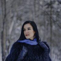 Снежная КОРОЛЕВА :: Elena Nikitina