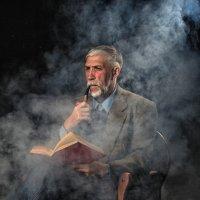 Шерлок Холмс :: Евгений Евдокимов