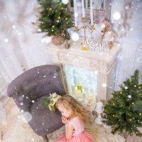Новогодние сны :: Валерия Стригунова