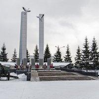 Мемориал «Журавли» :: Вячеслав Васильевич