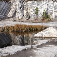 Мраморный каньон в Рускеала. :: Лазарева Оксана