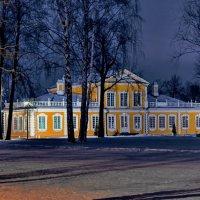 Путевой дворец Петра Великого. :: Владимир Ильич Батарин