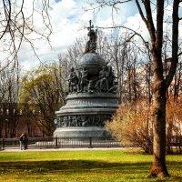 Памятник Тысячелетию России :: Марина Алексеева