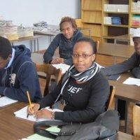 Студенты из Африки :: Дмитрий Никитин