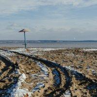 Пляж отдыхает :: Дмитрий Конев