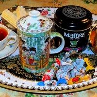 Воскресные чайные церемонии :: Андрей Заломленков