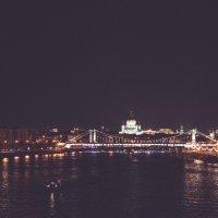 Ночная Москва :: Александр Колесников