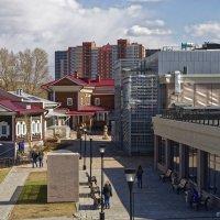 Иркутск, 130-й квартал :: Евгений Карский