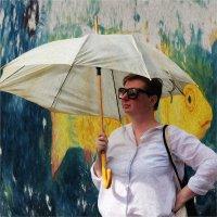 дама с зонtом :: . vvv .