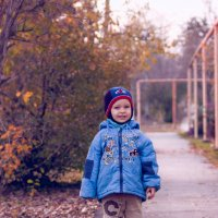 Осенний портрет :: Денис Сидельников