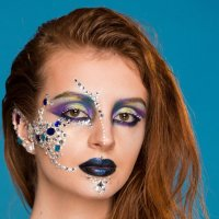 мастерство по макияжу... :: Сергей Горохов