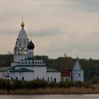 Свято-Троицкий Островоезерский монастырь :: Анна Вязникова